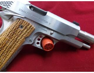 Kimber Stainles Pro Raptor II (FULL GUN)  (1)
